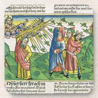 Exodus 10:1-20 The Seven Plagues of Egypt: the pla Coaster