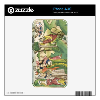 Exodus 15 1-19 The Song of Moses from the Nuremb Skin For iPhone 4S