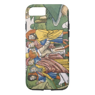 Exodus 17 1-7 Moses makes the water flow from the iPhone 7 Case