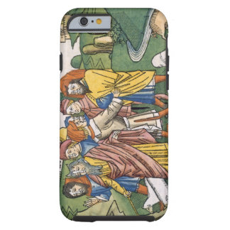 Exodus 17 1-7 Moses makes the water flow from the Tough iPhone 6 Case