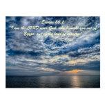 Exodus 20:2 post card