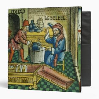 Exodus 31 2-8 Bezalel and Oholiab making the Ark o 3 Ring Binder