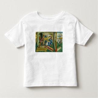 Exodus 31 2-8 Bezalel and Oholiab making the Ark o Tee Shirt
