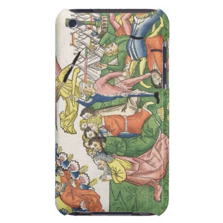 Exodus 32 15-23 Moses breaking the stone tablets, iPod Touch Cover