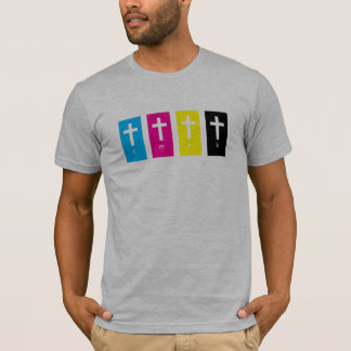 Exodus CMYK T-Shirt
