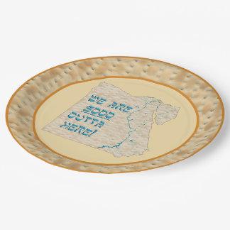 Exodus Paper Plates
