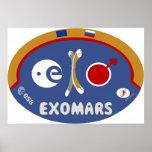 EXOMARS - La búsqueda para la vida Poster