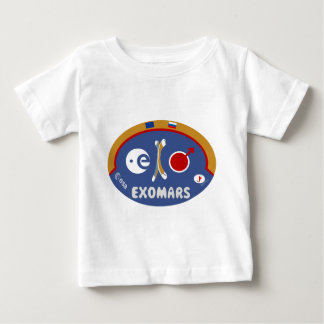 EXOMARS – The Search For Life Baby T-Shirt