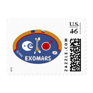 EXOMARS – The Search For Life Postage Stamp