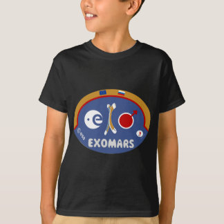 EXOMARS – The Search For Life T-Shirt