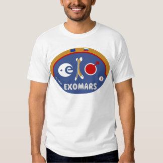 EXOMARS – The Search For Life Tee Shirt