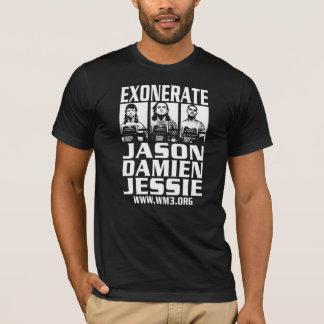 EXONERATE Jason, Damien, Jessie T-Shirt