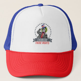 Exorcise Those Rights Trucker Hat