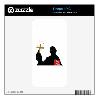 Exorcist iPhone 4 Decal