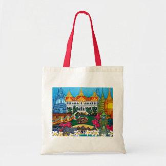 Exotic Bangkok Thailand by Lisa Lorenz Tote Bag