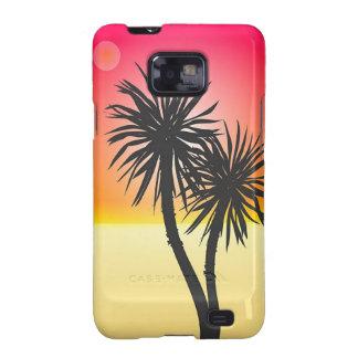 Exotic Beach Samsung Galaxy SII Case