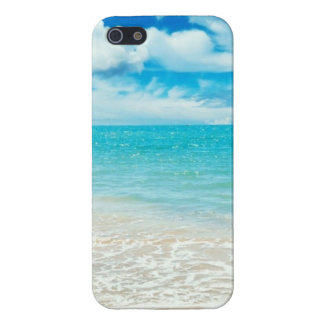 Exotic Beach iPhone Case Case For iPhone 5