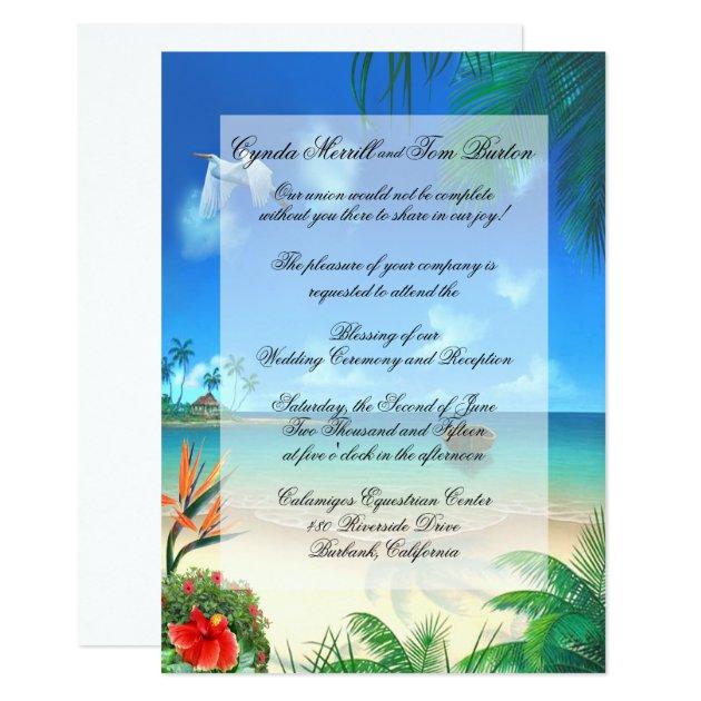 Vellum Invitations with luxury invitation ideas