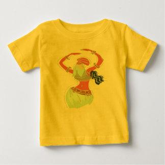 Exotic Belly Dancer Tee Shirt