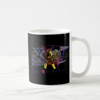 Exotic Biplane Coffee Mug