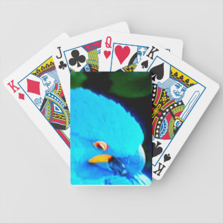 EXOTIC BIRD cards Bicycle Playing Cards