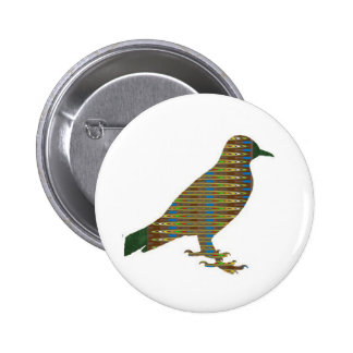 Exotic BIRD: KIDS Wild Zoo Pet LOWPRICE GIFTS ALL 2 Inch Round Button