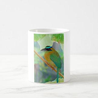 Exotic Bird Mug