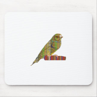 Exotic BIRD Pet ZOO Graphic Art: LOWPRICE gifts Mouse Pad