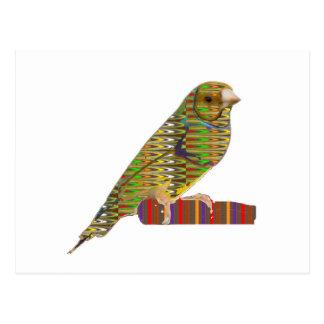 Exotic BIRD: Pet Zoo KIDS  lowprice GIFTS NAVIN JO Postcard