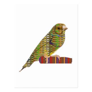 Exotic BIRD: Pet Zoo KIDS  lowprice GIFTS NAVIN JO Postcard