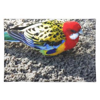 Exotic Bird Placemats