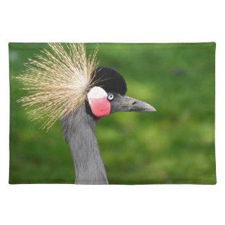 Exotic Bird Place Mat
