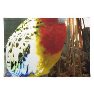Exotic Bird Placemat