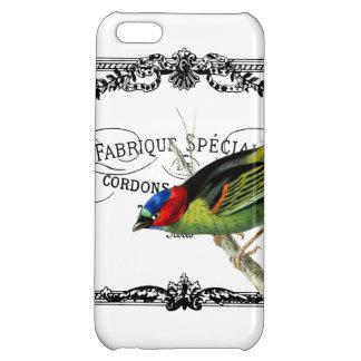 Exotic Bird, Vintage Typography iPhone 5C Cover