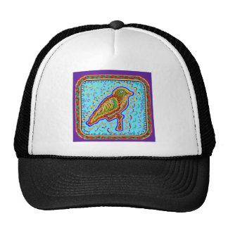 Exotic Birds by Naveen Mesh Hats