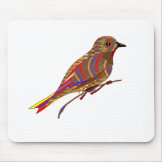 Exotic Birds: Wild Pet Zoo Graphic LowPrice GIFTS Mouse Pad