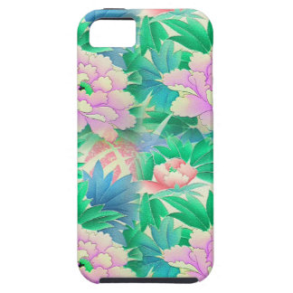 Exotic Blooms iPhone 5 Cover