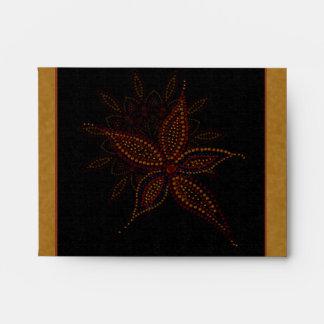 Exotic Blossom Envelope