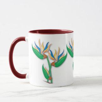 Exotic Bouquet Mug