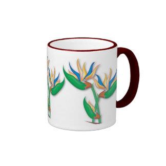 Exotic Bouquet Coffee Mugs