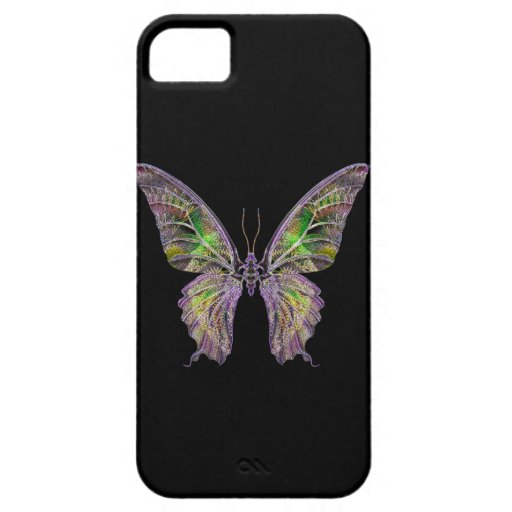 Exotic Butterfly iPhone 5G Case iPhone 5 Covers