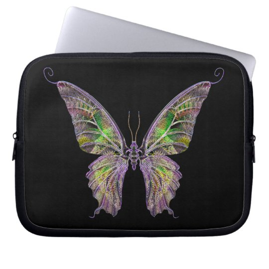 Exotic Butterfly Laptop Sleeve