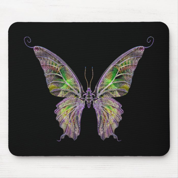 Exotic Butterfly Mousepad