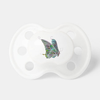 Exotic Butterfly Pacifier