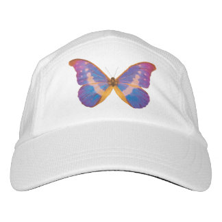 Exotic Butterfly Performance Hat