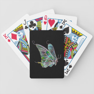 Exotic Butterfly Playing Cards