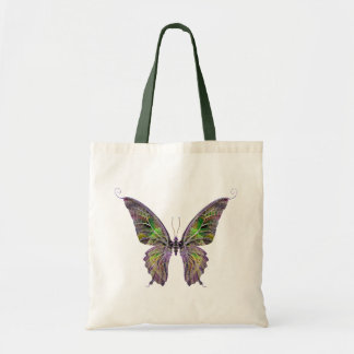 Exotic Butterfly Tote Bag