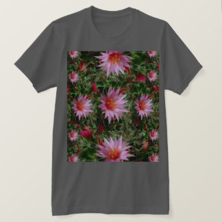 EXOTIC Cactus Flower : Greet Thank n Welcome T-Shirt