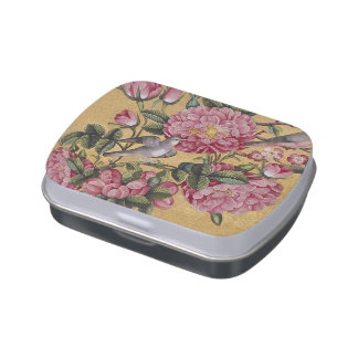 Exotic Camellias Candy Tin