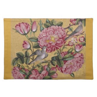 Exotic Camellias Placemat